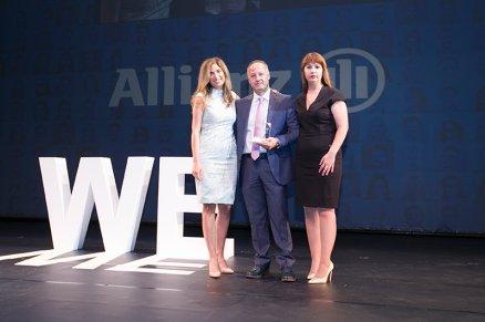 promist Αllianz 2017 βραβεύσεις